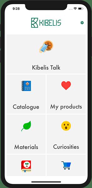 Kibelis app